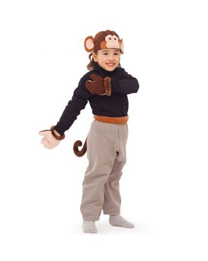 Set Scimmietta Trudi Bambino