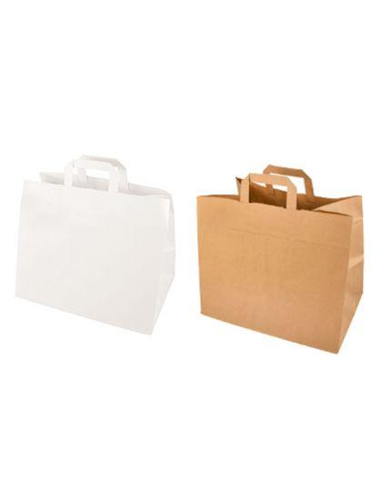 Busta Shopper per Alimenti Pap Star Pure 27x32cm