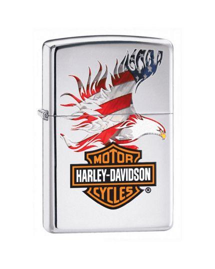 Accendino Zippo - Aquila Harley-Davidson
