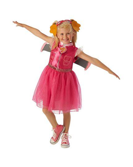 Costume Paw Patrol Skye Bambina