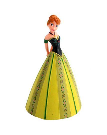Sopratorta Cake Topper Principessa Anna Frozen 10cm