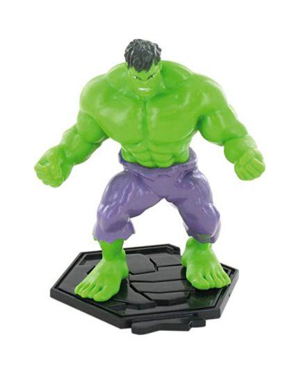 Sopratorta Hulk Avengers 9cm