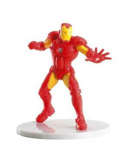 Sopratorta Cake Topper Iron Man Pvc 8,5cm