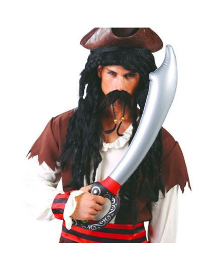 Spada Pirata Gonfiabile 70cm