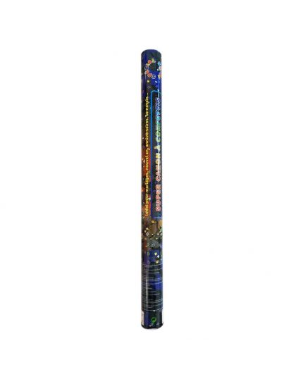 Tubo Sparacoriandoli Multicolor Metal 50cm