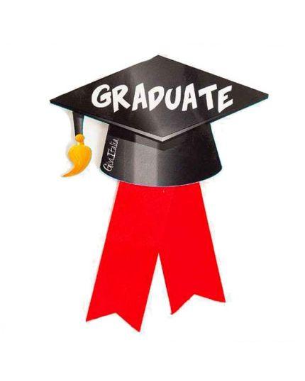 Spilla Laurea Graduate