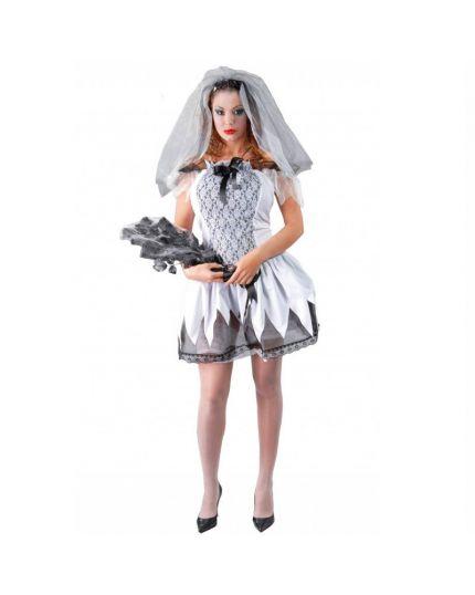 Costume Sposa Cadavere Donna