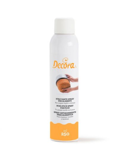 Staccante Spray per Teglie Decora 250ml