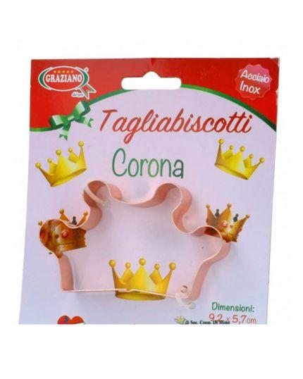 Coppapasta Tagliabiscotti Corona Acciaio