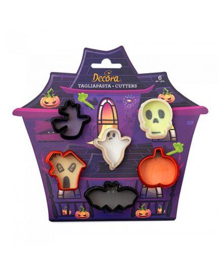 Mini Tagliabiscotti Assortiti Halloween