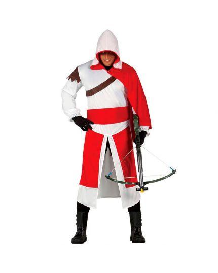 Costume Cavaliere Templare Uomo
