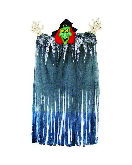Tenda Gigante Strega Halloween 300cm