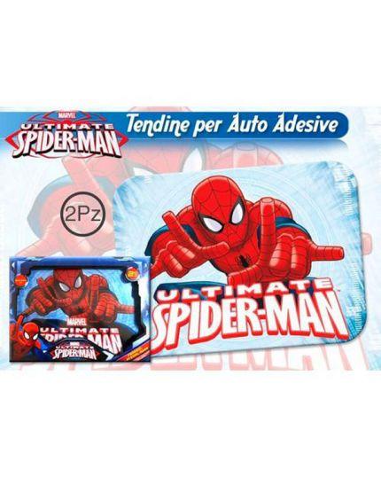 Tendine Parasole Adesive per Auto Spiderman