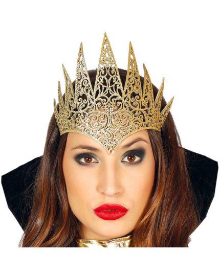 Tiara Corona Regina Oro