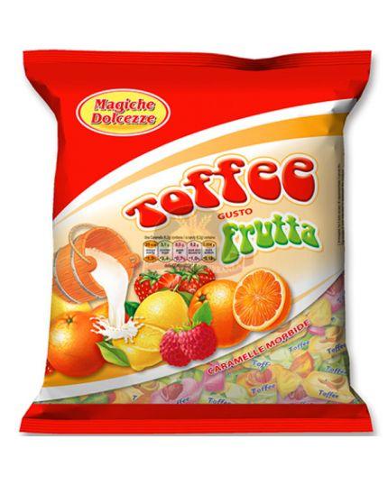 Caramelle Toffee Finazzi Gusto Frutti 250gr
