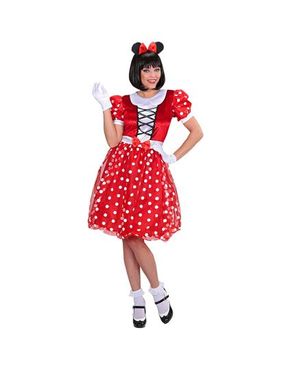 Costume Topina Minnie Donna