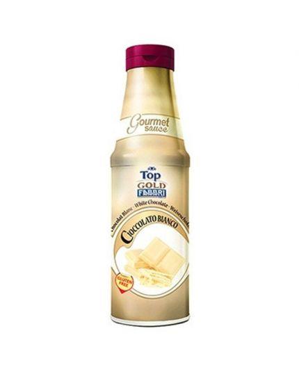 Topping Fabbri Cioccolato Bianco Top Gold