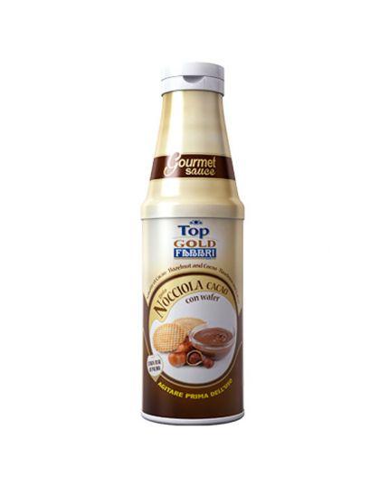 Topping Fabbri Nocciola e Cacao Top Gold