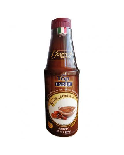 Topping Fabbri Nocciola e Cioccolato