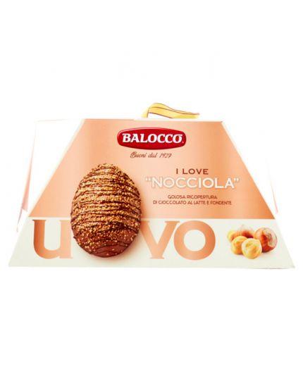 Torta Uovo I Love Nocciola Balocco 750gr