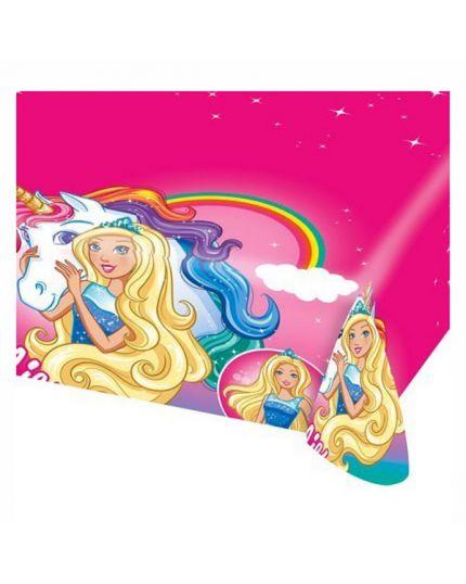 Tovaglia Pvc Barbie Dreamtropia
