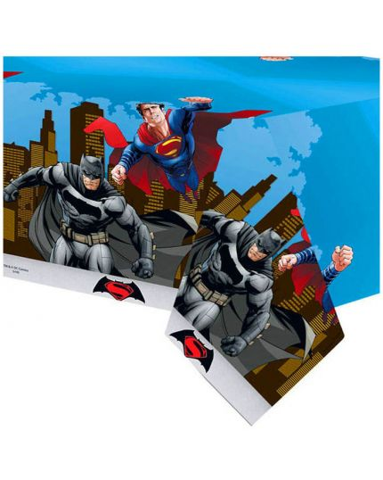 Tovaglia Pvc Batman e Superman