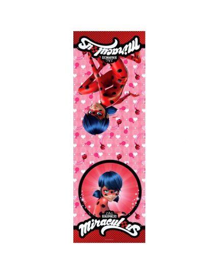 Tovaglia Carta Miraculous Ladybug