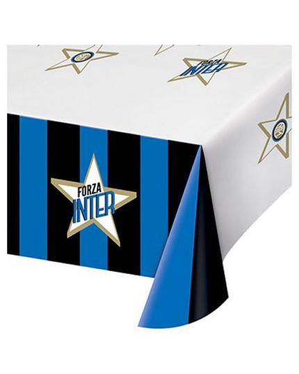 Tovaglia Carta Squadra Calcio Inter