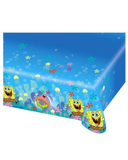 Tovaglia Pvc Spongebob Ocean