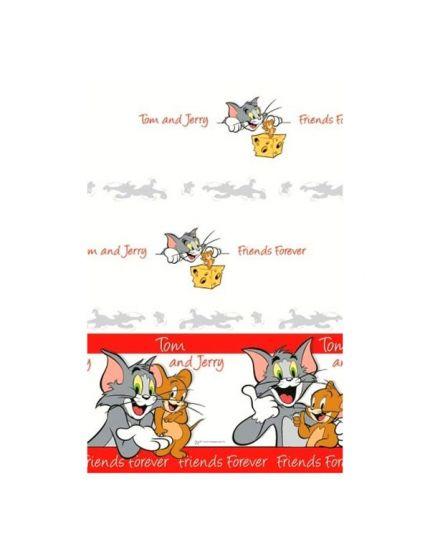 Tovaglia Carta Tom e Jerry Looney Tunes