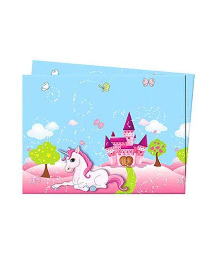 Tovaglia Unicorno Castello