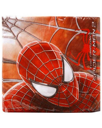 Tovaglioli Carta Amazing Spiderman