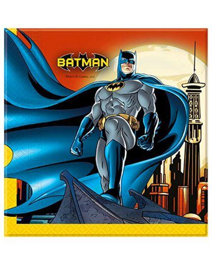 Tovaglioli Carta Batman