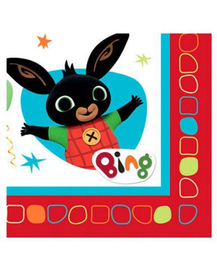Tovaglioli Carta Coniglietto Bing