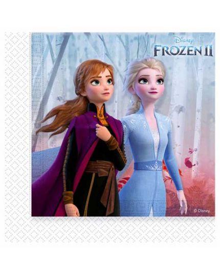 Tovaglioli Carta Frozen II