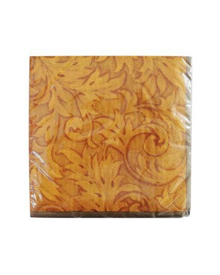 Tovaglioli Carta Piccoli Traditions Golden