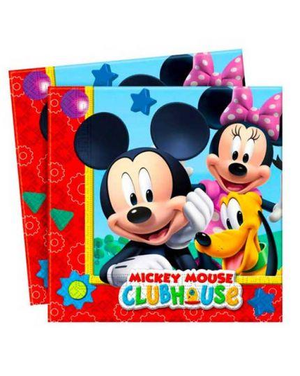 Tovaglioli Mickey Mouse Topolino