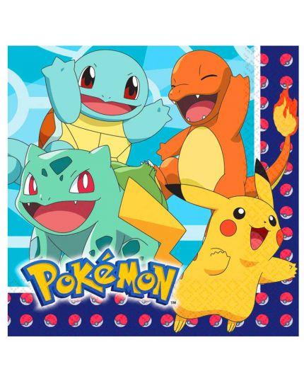 Tovaglioli Carta Pokemon