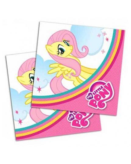 Tovaglioli Carta My Little Pony