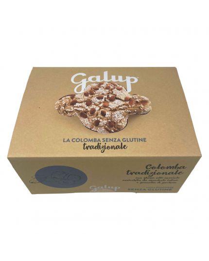 Colomba Tradizionale Senza Glutine Galup 400Gr