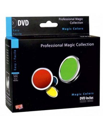 Trucco Colori Magici Professional Magic Collection con DVD
