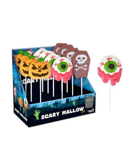 Lecca Lecca ScaryMallow Halloween 3pz
