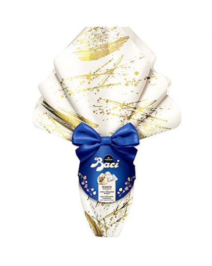 Uovo Pasqua Baci Perugina Bianco Special al Cioccolato Bianco 252gr