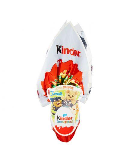 Uovo Pasqua Kinder Gransorpresa Junior 150gr