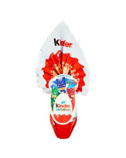 Uovo Pasqua Kinder Gransorpresa PJ Masks Super Pigiamini 150gr