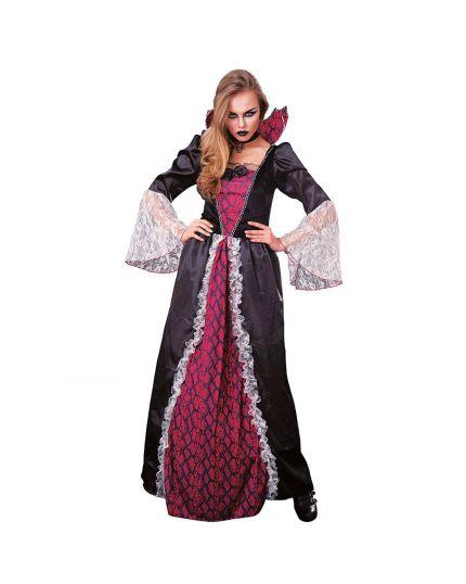 Costume Vampira Deluxe Donna