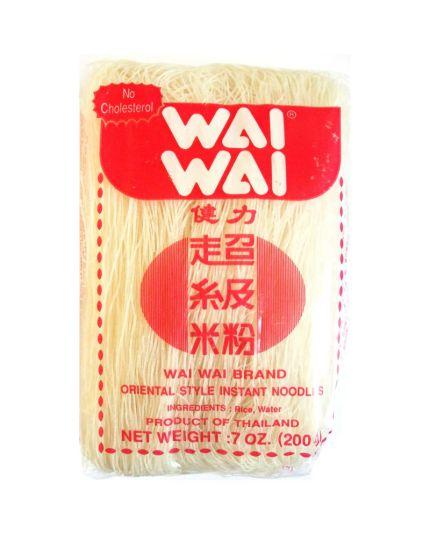 Vermicelli Noodles di Riso Disidratati Way Way 200gr