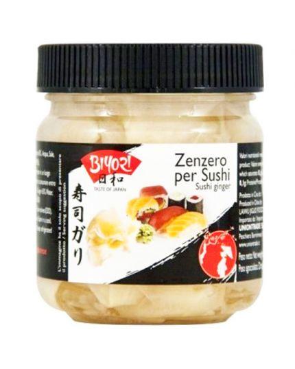 Zenzero in Salamoia per Sushi Biyori 190gr