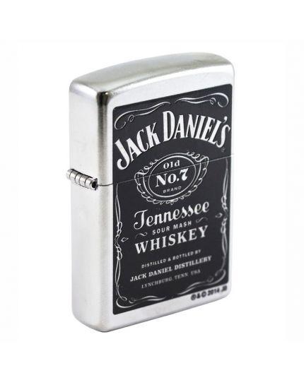 Accendino Zippo - Etichetta Jack Daniel's