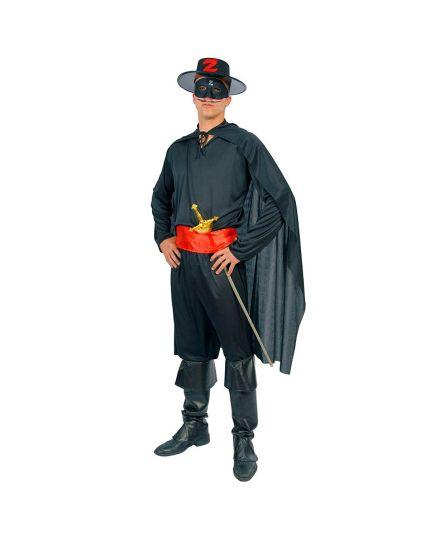 Costume Bandito Zorro Uomo